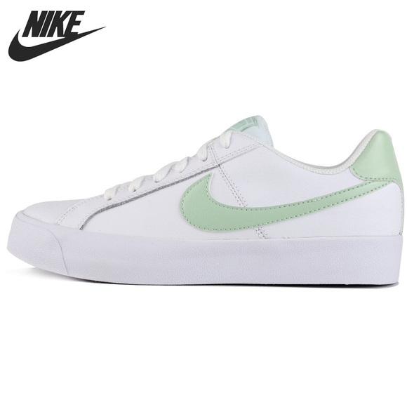 White Nike Court Royale sneakers